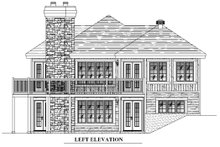 Traditional Exterior - Other Elevation Plan #138-340