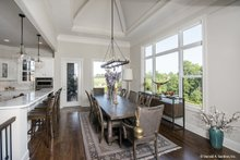 Architectural House Design - Tudor Interior - Dining Room Plan #929-947