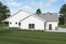 Architectural House Design - Farmhouse Exterior - Other Elevation Plan #1070-118