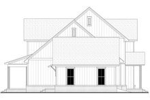 House Design - Farmhouse Exterior - Other Elevation Plan #430-248