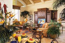 Home Plan - Mediterranean Interior - Other Plan #930-316