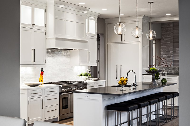 Contemporary Interior - Kitchen Plan #928-287 - Houseplans.com