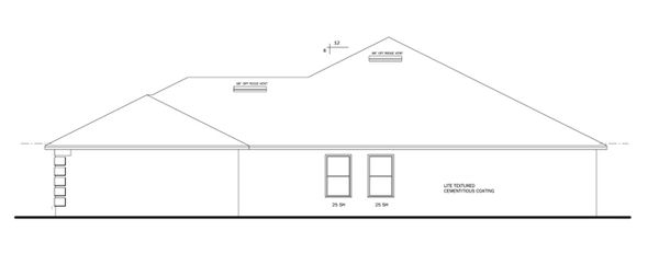 Home Plan - Traditional Floor Plan - Other Floor Plan #1058-48