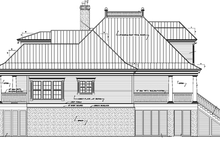 Country Exterior - Other Elevation Plan #37-267
