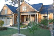 Country Style House Plan - 4 Beds 3 Baths 3254 Sq/Ft Plan #927-295 Exterior - Front Elevation