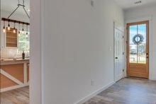 Architectural House Design - Craftsman Interior - Entry Plan #44-235