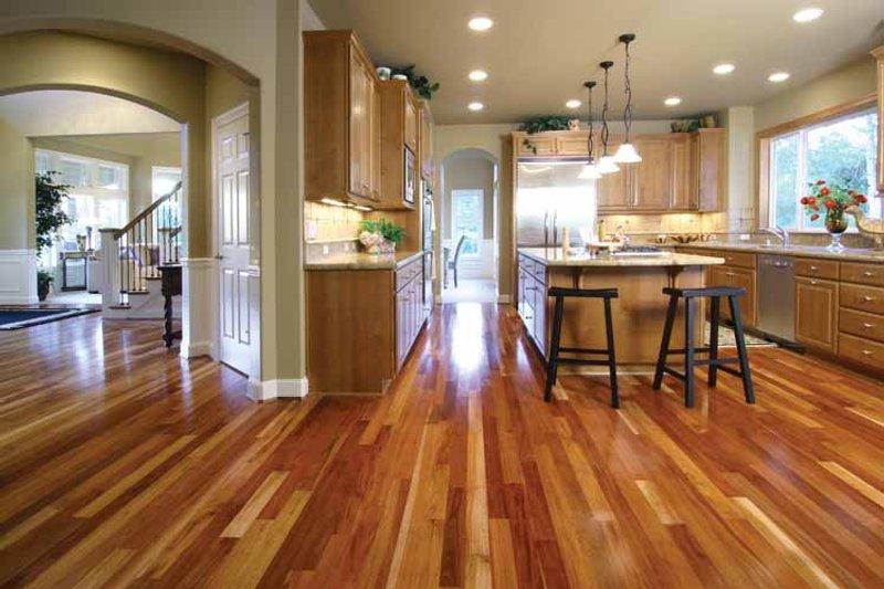 Craftsman Interior - Kitchen Plan #132-241 - Houseplans.com