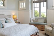 Craftsman Style House Plan - 6 Beds 4.5 Baths 3877 Sq/Ft Plan #928-252 Interior - Master Bedroom