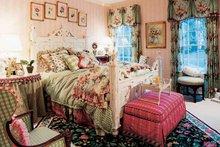 Home Plan - Colonial Interior - Bedroom Plan #429-312