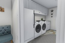Architectural House Design - Utility Room