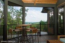 Craftsman Exterior - Outdoor Living Plan #929-937