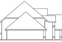 Dream House Plan - Traditional Exterior - Other Elevation Plan #124-382