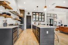 Dream House Plan - Farmhouse Interior - Kitchen Plan #430-156