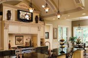 Traditional Style House Plan - 4 Beds 4.5 Baths 3080 Sq/Ft Plan #929-778 Interior - Kitchen