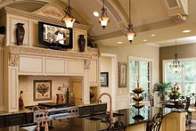 Dream House Plan - Traditional Interior - Kitchen Plan #929-778