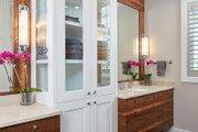 Farmhouse Style House Plan - 3 Beds 3.5 Baths 3799 Sq/Ft Plan #928-14 Interior - Master Bathroom