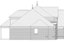Country Exterior - Other Elevation Plan #932-209