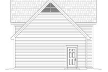 Dream House Plan - Country Exterior - Other Elevation Plan #932-198