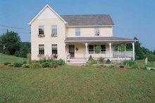 House Plan Design - Victorian Exterior - Front Elevation Plan #1051-2