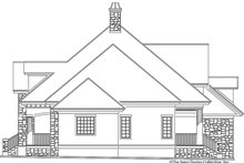 Architectural House Design - Country Exterior - Other Elevation Plan #930-240