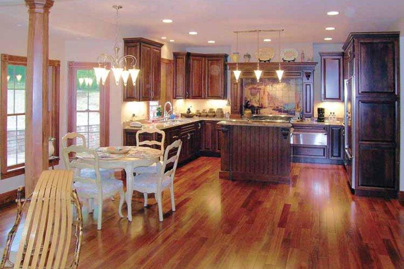 Victorian Interior - Kitchen Plan #314-199 - Houseplans.com