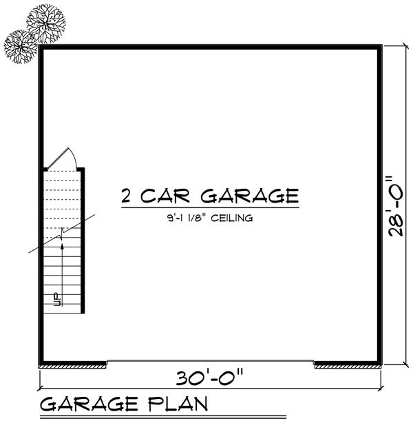 Traditional Floor Plan - Main Floor Plan Plan #70-1408