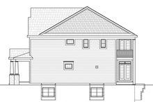 Colonial Exterior - Other Elevation Plan #20-2248