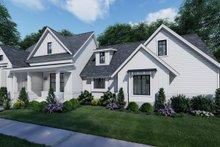 House Plan Design - Farmhouse Exterior - Front Elevation Plan #120-262