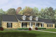 Ranch Style House Plan - 4 Beds 3 Baths 2190 Sq/Ft Plan #935-2