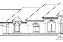 House Plan Design - European Exterior - Front Elevation Plan #966-76
