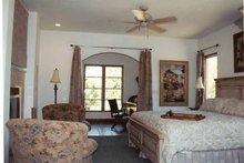 Home Plan - Mediterranean Interior - Master Bedroom Plan #937-16