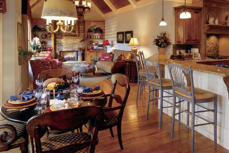 Country Interior - Other Plan #927-855 - Houseplans.com