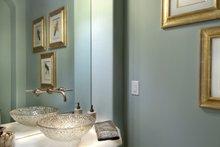 Architectural House Design - Mediterranean Interior - Bathroom Plan #930-446