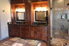Architectural House Design - Contemporary Interior - Master Bathroom Plan #17-2551