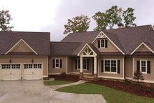 Home Plan - Ranch Exterior - Front Elevation Plan #437-71