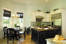 Country Interior - Kitchen Plan #930-358