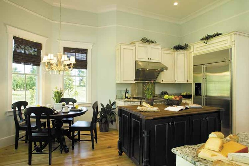 Country Interior - Kitchen Plan #930-358 - Houseplans.com