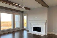 House Plan Design - Craftsman Interior - Master Bedroom Plan #437-96