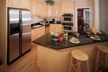 House Design - Country Interior - Kitchen Plan #929-191
