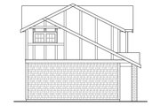 European Style House Plan - 1 Beds 1 Baths 1710 Sq/Ft Plan #124-1037 Exterior - Other Elevation