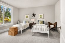 House Design - Contemporary Interior - Bedroom Plan #1066-62