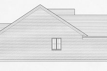 House Plan Design - Craftsman Exterior - Other Elevation Plan #46-836