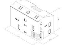 Modern Exterior - Other Elevation Plan #1076-3