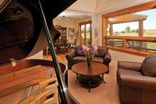 Contemporary Interior - Family Room Plan #1042-16