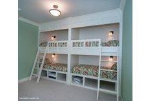 Craftsman Floor Plan - Lower Floor Plan Plan #929-407