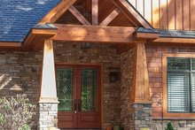 Craftsman Exterior - Front Elevation Plan #1057-1