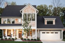 House Design - Traditional Exterior - Front Elevation Plan #928-299
