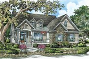 Craftsman Style House Plan - 3 Beds 2 Baths 2154 Sq/Ft Plan #929-795 Exterior - Front Elevation