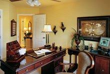 House Plan Design - Bonus Room as Home Office