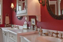 Tudor Interior - Master Bathroom Plan #928-27